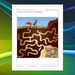 Labyrinthe Fourmi