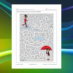 Labyrinthe Parapluie