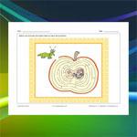 Labyrinthe Pomme