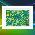 Labyrinthe Princesse