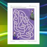 Labyrinthe Saxophone