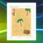 Labyrinthe Trésor