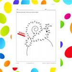 Escargot (points à relier)
