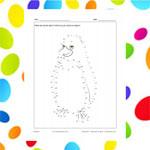 Pingouin (relie les points)
