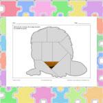 Puzzle de castor