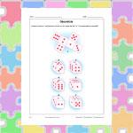 Puzzle de dés 1
