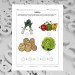 Addition - Légumes 2
