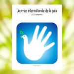 Affiche Journée de la Paix