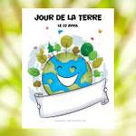 Affiche Jour de la Terre