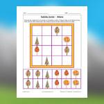 Sudoku d'arbres