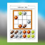 Sudoku de balles