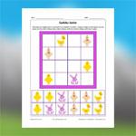 Sudoku de la basse-cour