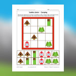 Sudoku de camping