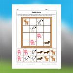 Sudoku de chiens