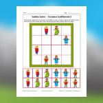Sudoku de costumes traditionnels 2