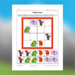 Sudoku de dinosaures