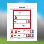 Sudoku de l'école 1