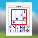 Sudoku de la mer 1
