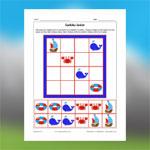 Sudoku de la mer 2