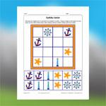Sudoku de la mer 3