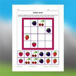 Sudoku de fruits 2