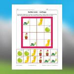 Sudoku de jardinage