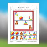 Sudoku de jouets