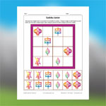 Sudoku des lanternes chinoises