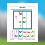 Sudoku du monde marin