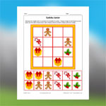 Sudoku de Noël 3
