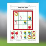Sudoku de Noël 6