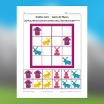 Sudoku de lapins de Pâques