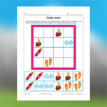 Sudoku de plage 1