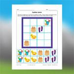 Sudoku de plage 2