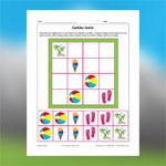 Sudoku de plage 3