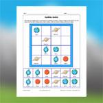 Sudoku de planètes