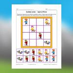 Sudoku Sports d'hiver