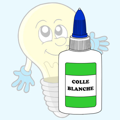 Comment déboucher un pot de colle blanche