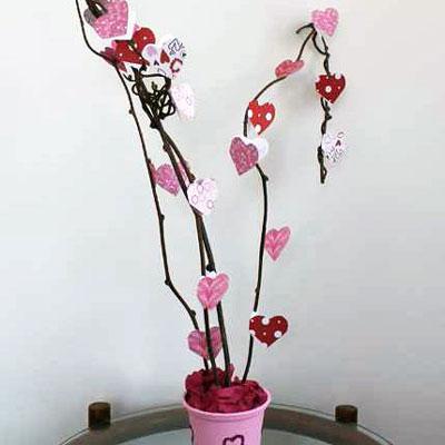 Arbre de St Valentin