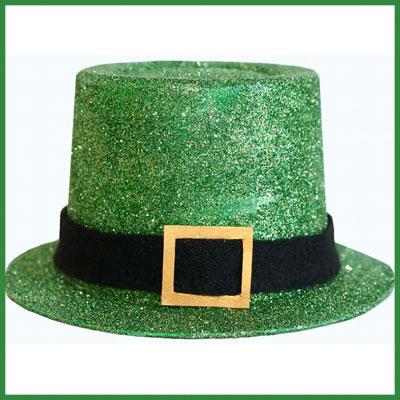 Chapeau pour la Saint Patrick