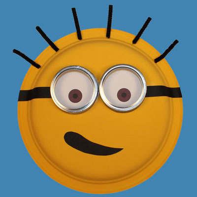 Masque de Minion