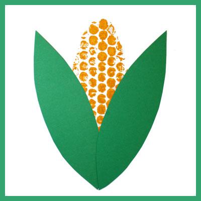 Impressions de maïs