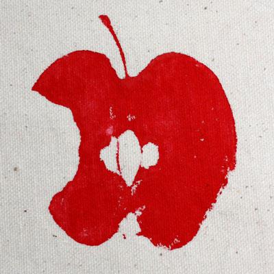 Impressions de pommes