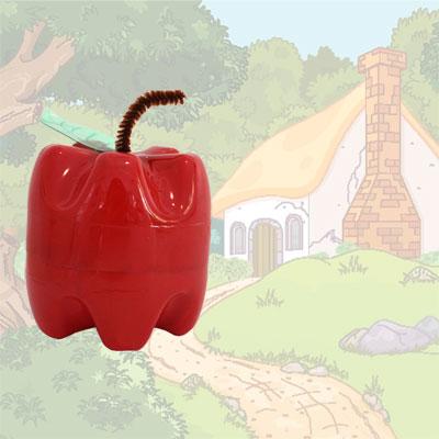 La pomme de Blanche-Neige