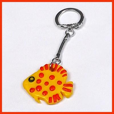 Porte-clés en Fimo
