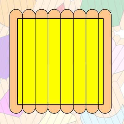 Puzzles de formes géométriques