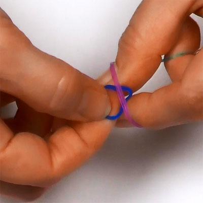 Bracelet sans machine