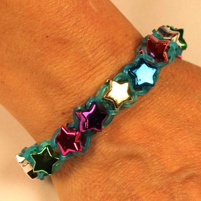 Bracelet avec perles