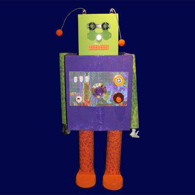 Robot géant
