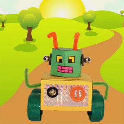 Comment faire un cube en papier article animassiettes - Robot pour faire soupe ...